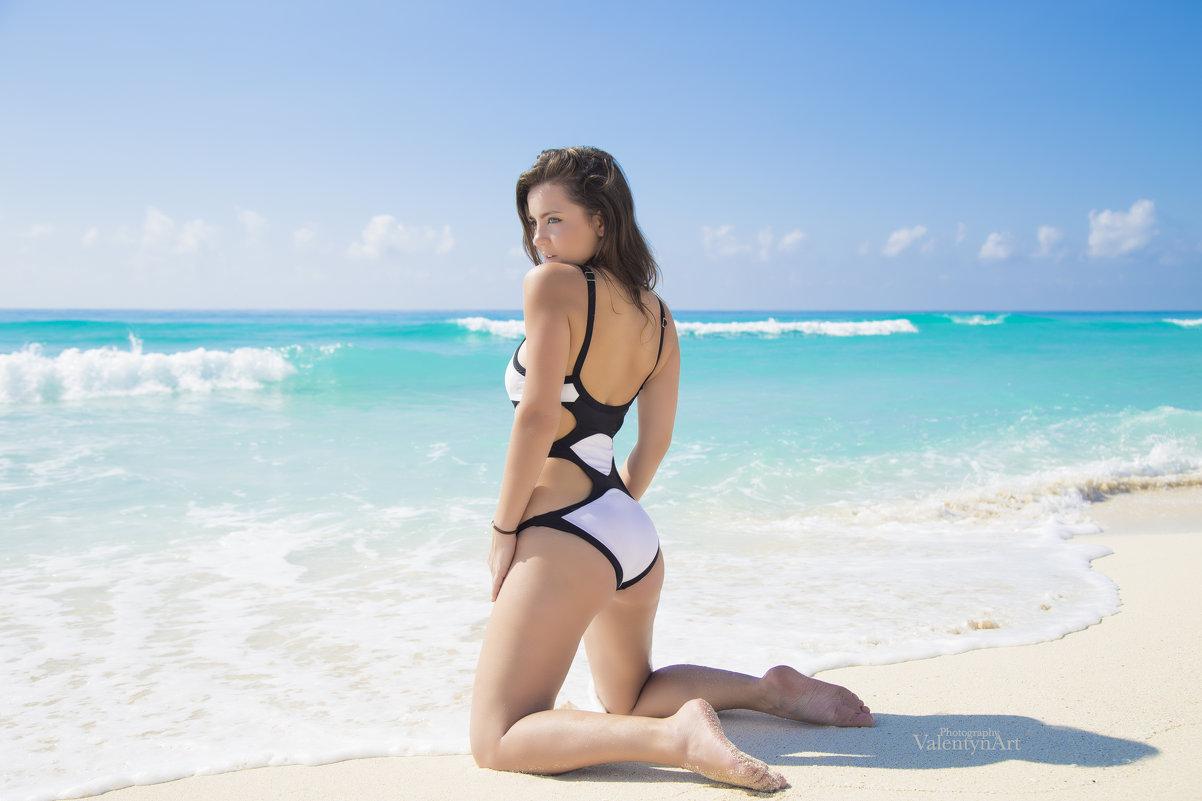 Фотки красивых на пляже правы