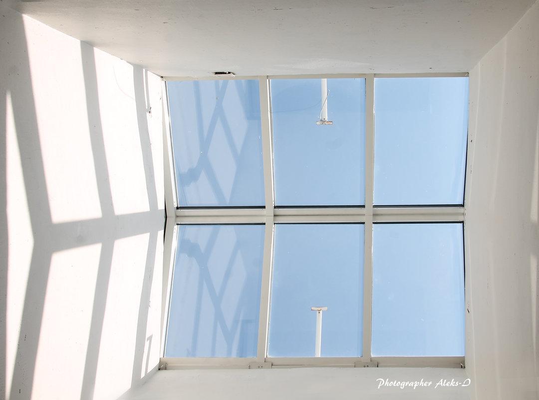 Window - Allekos Rostov-on-Don