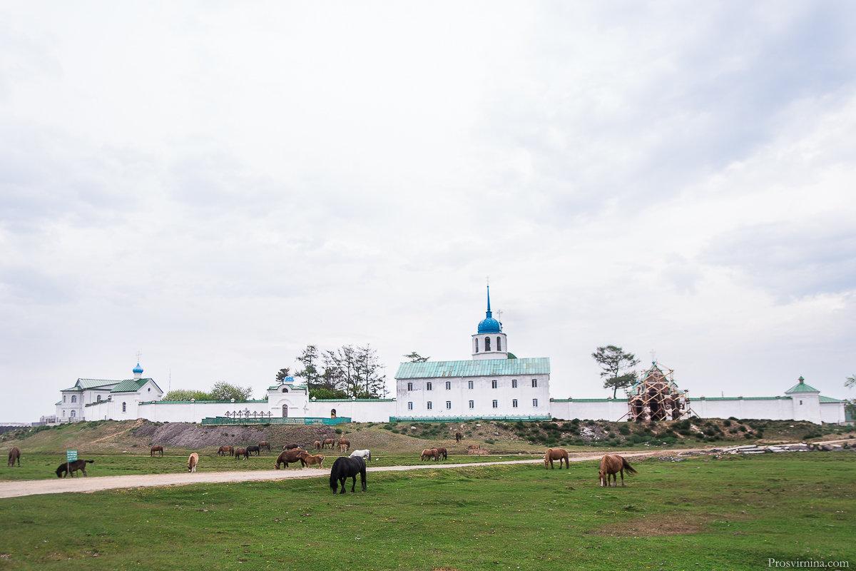 Посольский мужской монастырь - Екатерина Просвирнина
