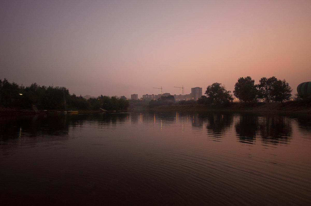Тёплые озёра на Ангаре - Хась Сибирский