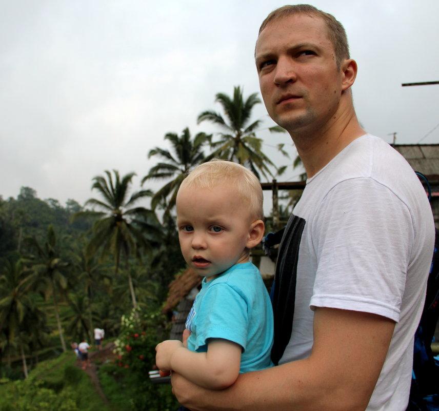 Отец и сын. - Ekaterina Nikolaeva
