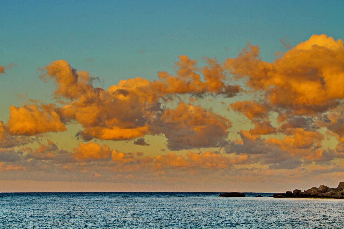рыжие облака - valeriy g_g