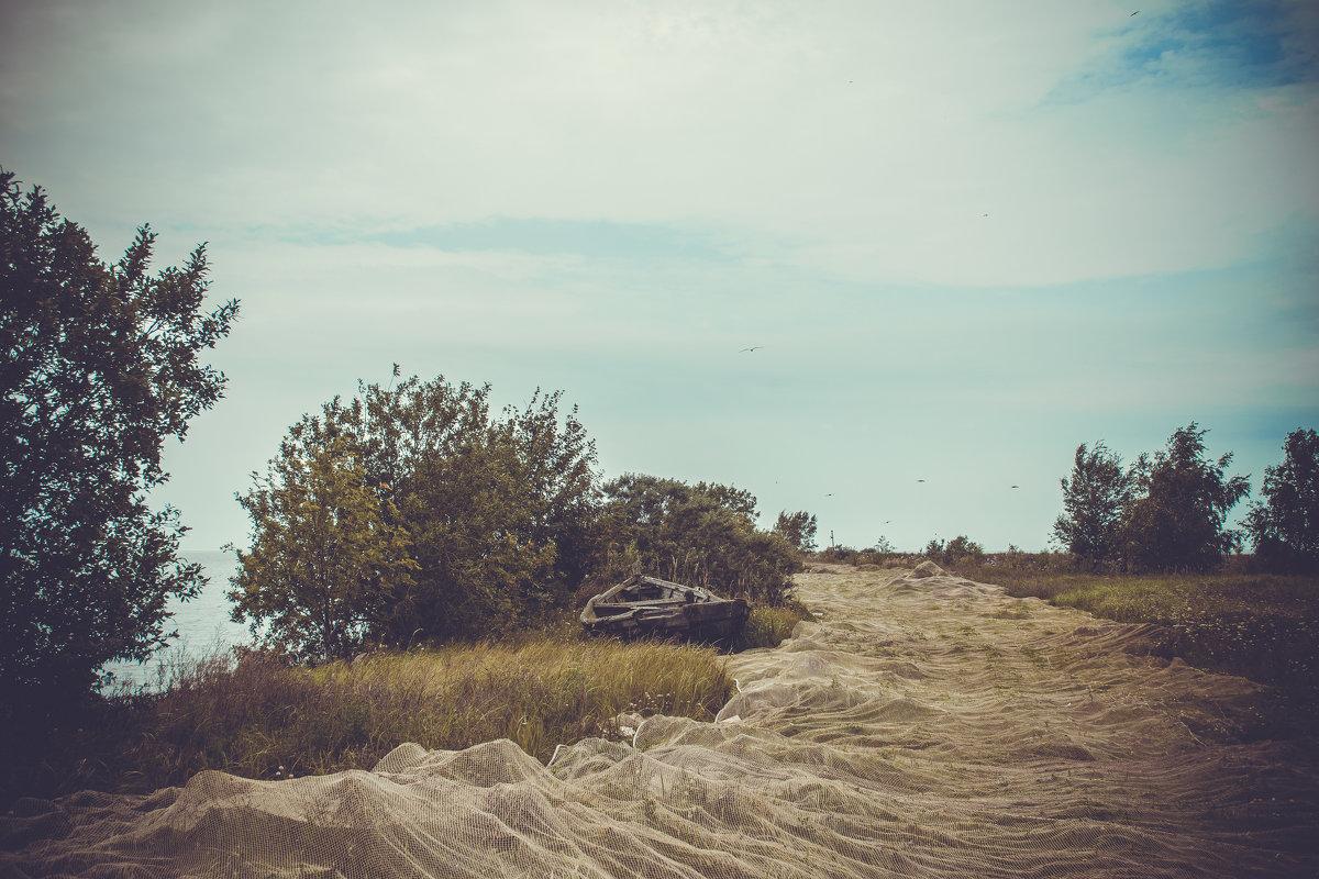 На Чудском озере - виктория иванова