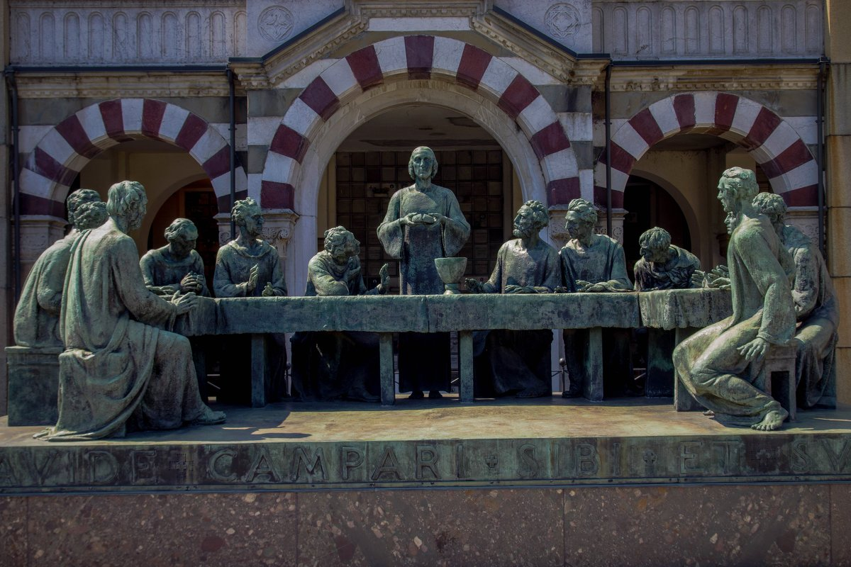 Grande Monumento - Любомир Дужак