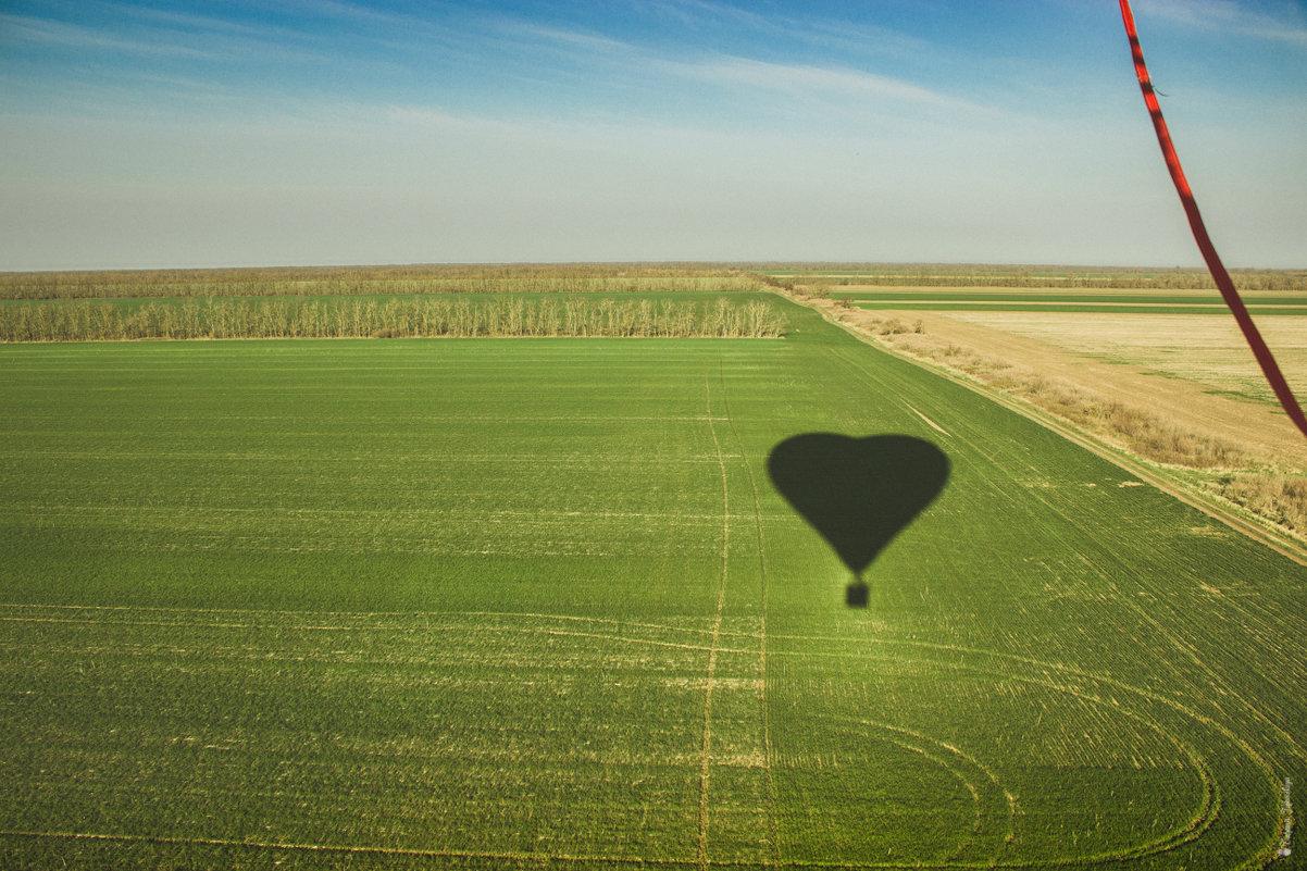На воздушном шаре - Татьяна Жуковская