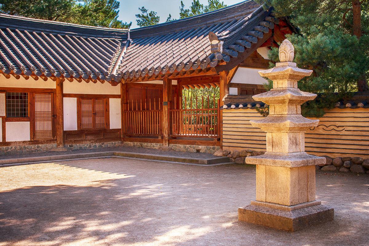 Дом в корейском стиле - Татьяна Каримова