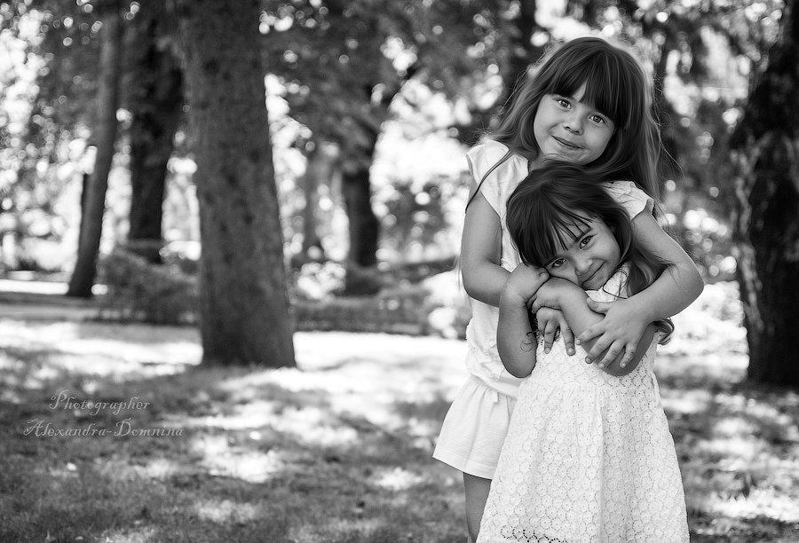 сестрички - Александра Домнина