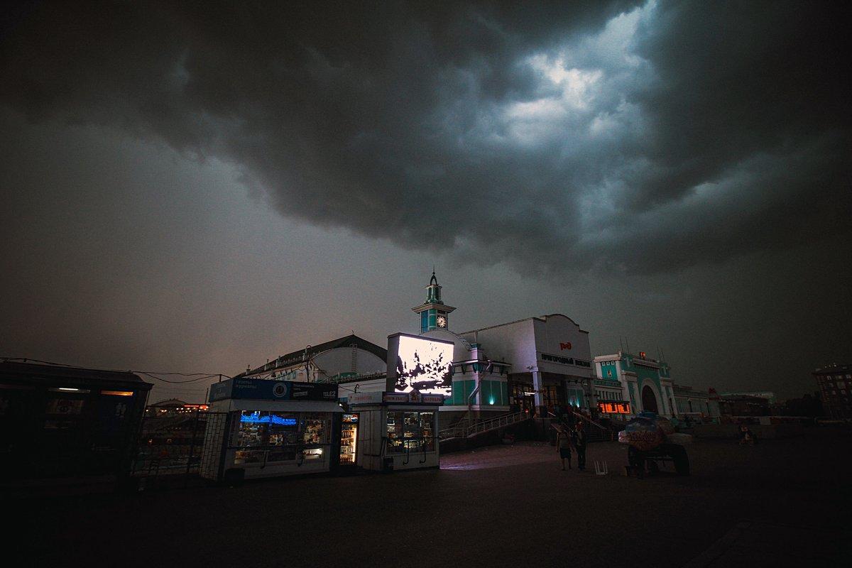 Вокзал. Дождь. - Марина Матвеева