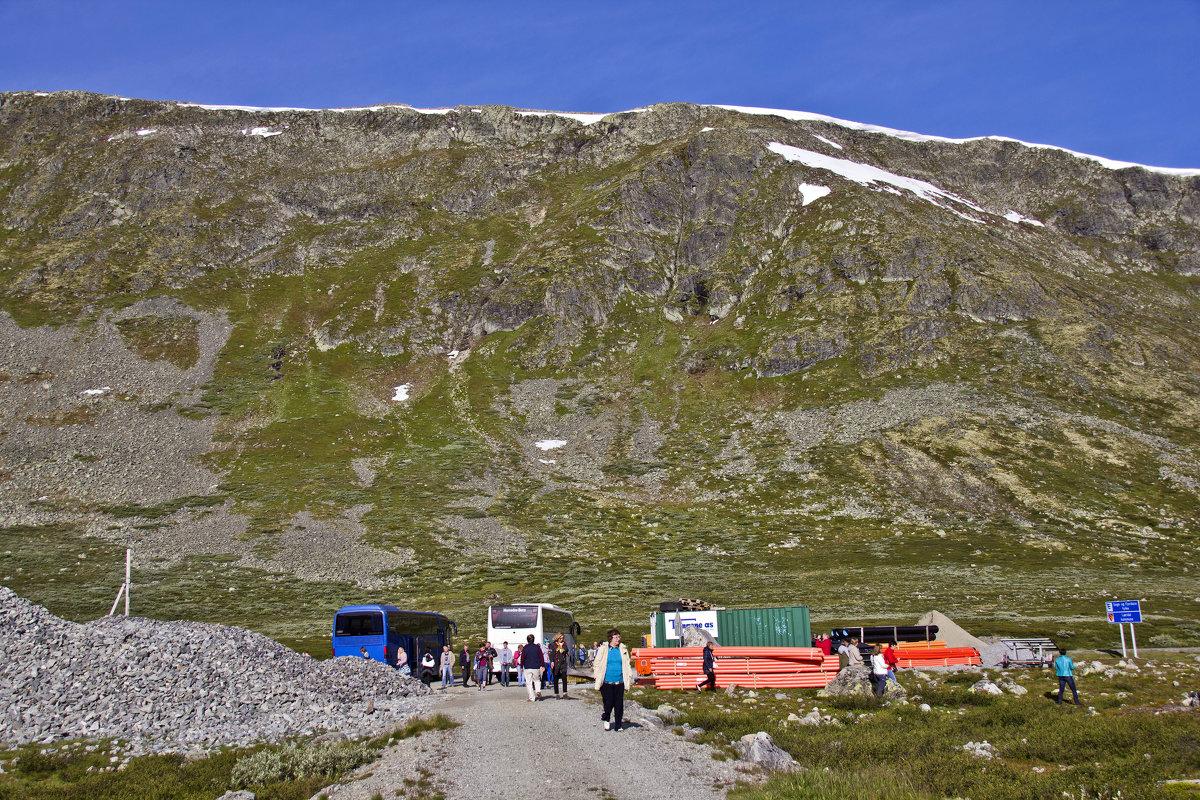 Горные склоны Норвегии-4 - Александр Рябчиков