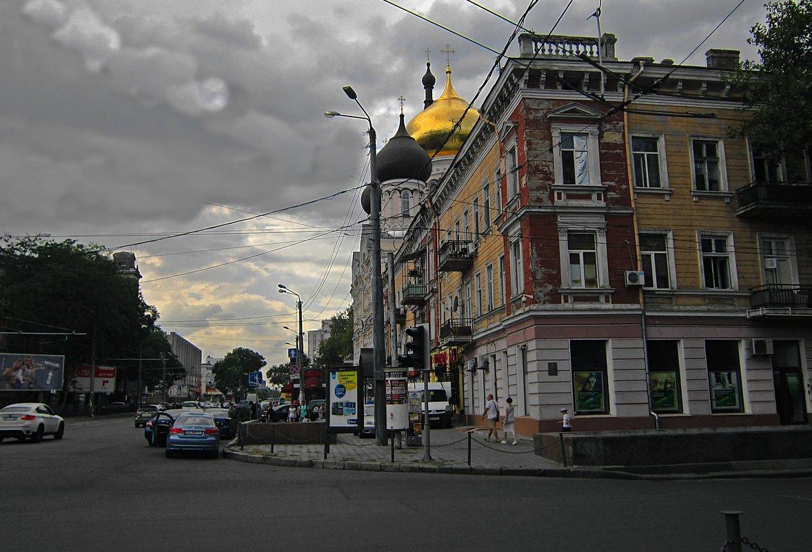 ул. Пантелеймоновская - Людмила