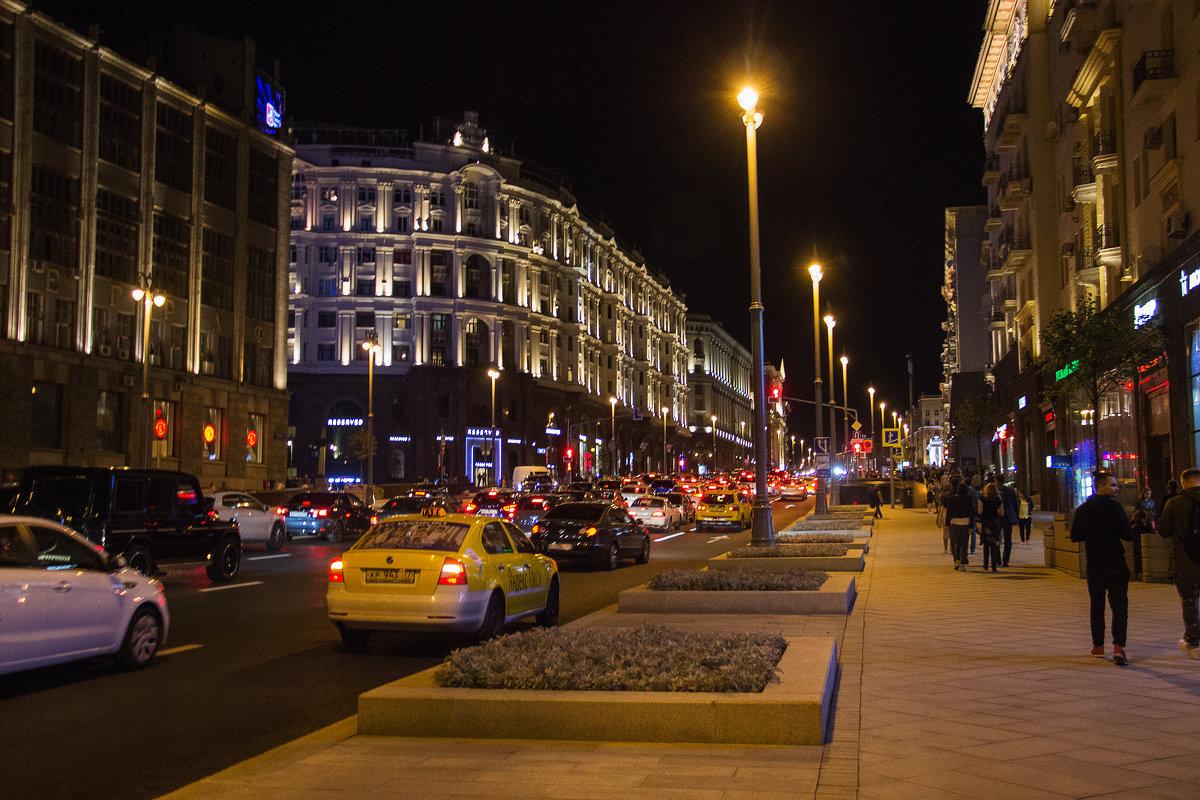 по главной улице - Анна -