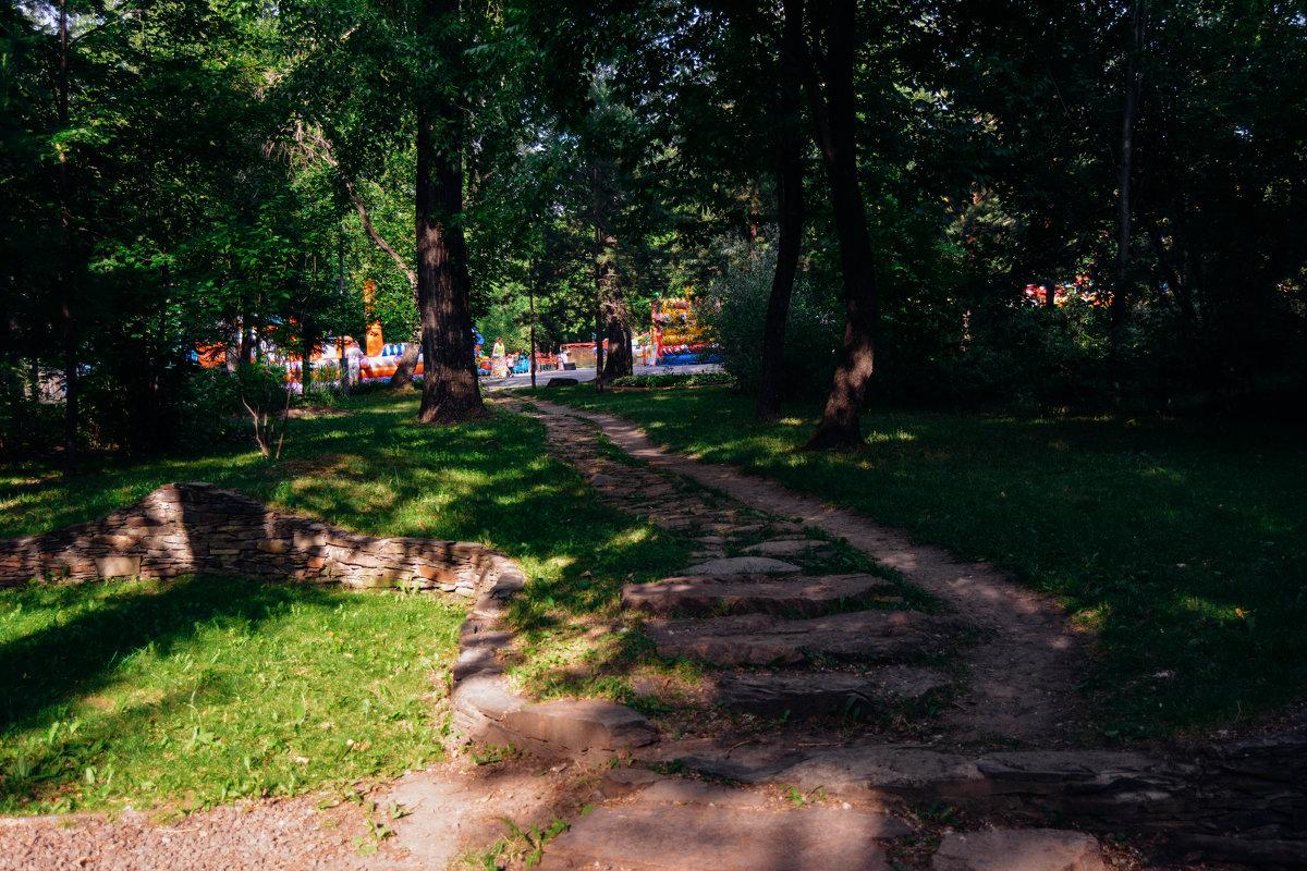 волшебные тропинки где пробегала Алиса - Света Кондрашова