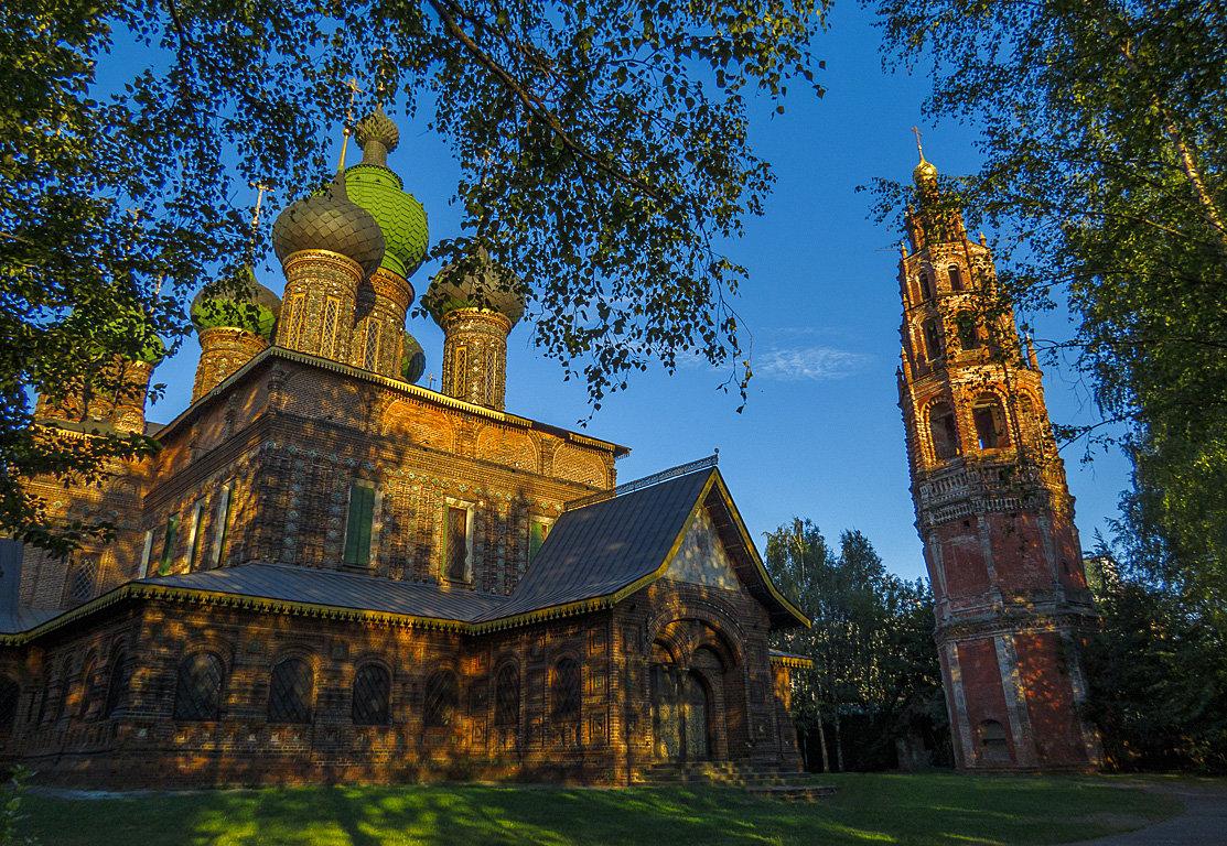Церковь Иоанна Предтечи в Толчкове - Сергей Цветков