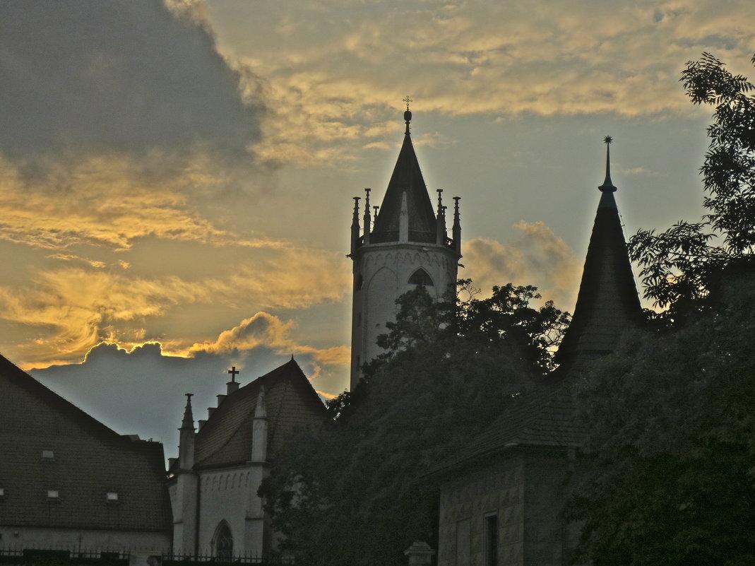 Вечерний Теплице, Чехия - Елена