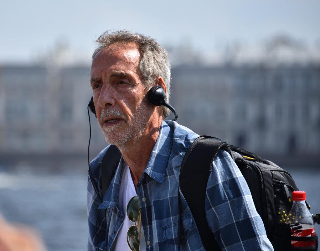 Турист. - Leonid Volodko