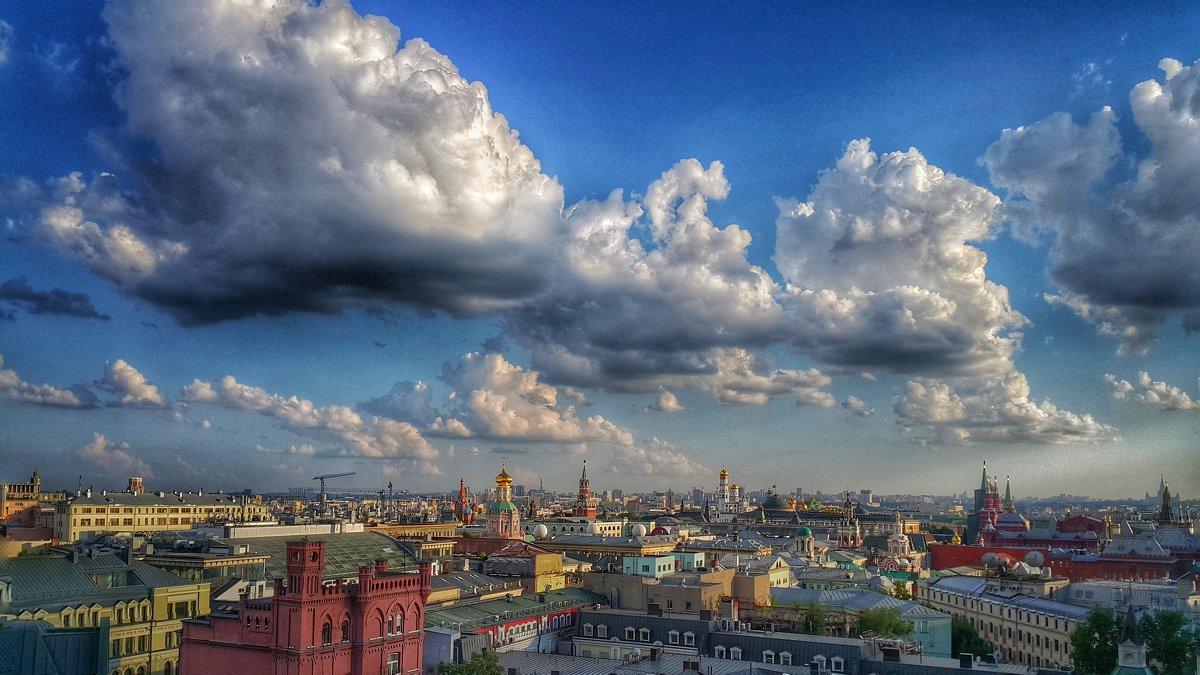 Москва - Александр Nik'Leme