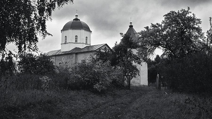 Церковь Рождества Богородицы. - Андрий Майковский