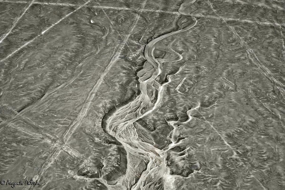 Перу. Загадки пустыни Наска. Маяк у засохшего русла - Андрей Левин