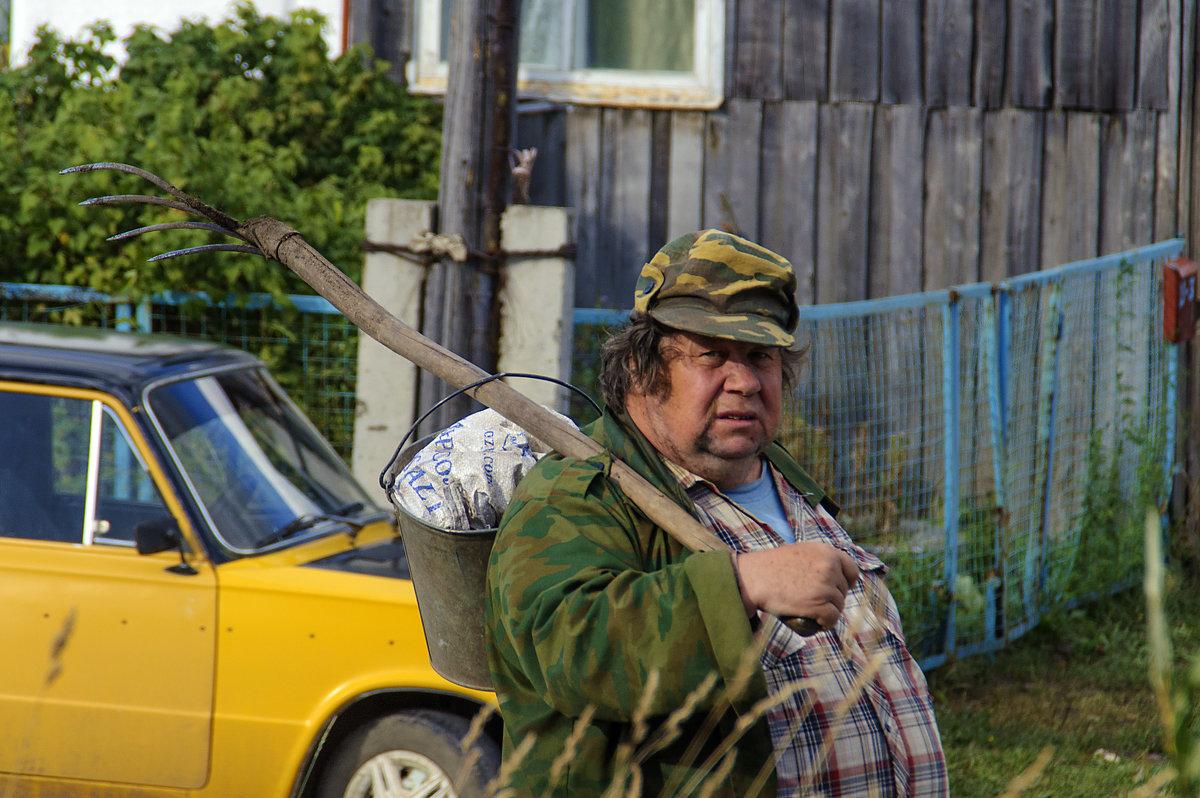 Пришла пора копать картошку - ПОШЛИ ВСЕ!!! - Владимир Хиль