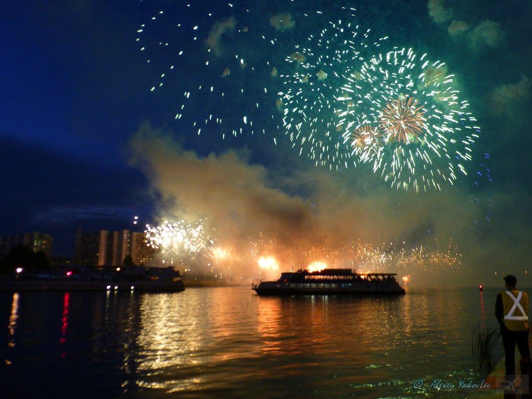 Фестиваль Фейерверков 2016 - Alexey YakovLev