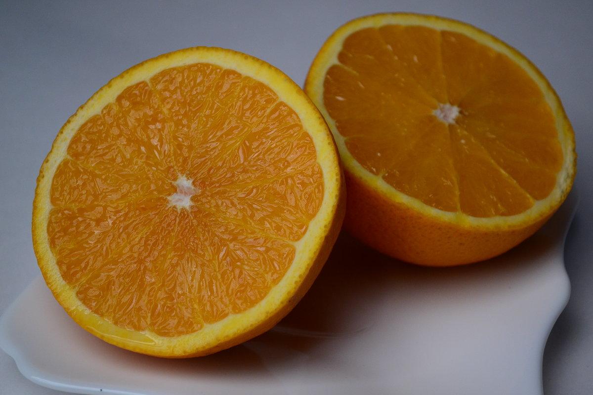 Апельсин - нина  смалькова