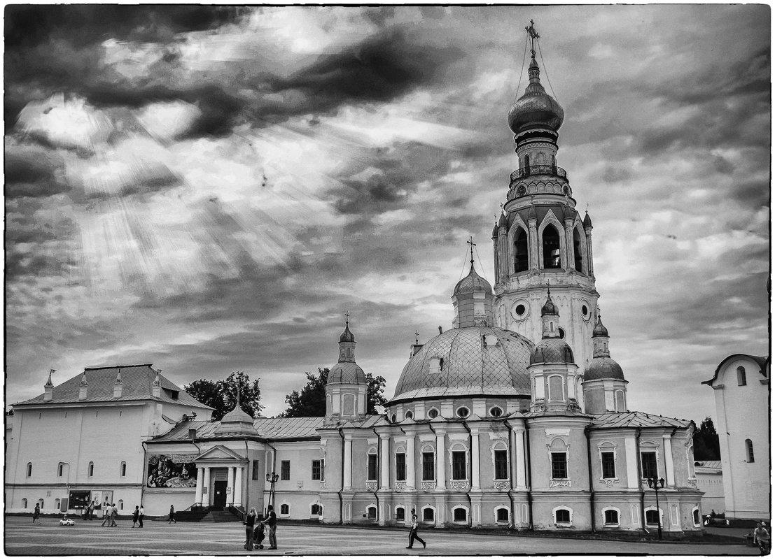 Воскресенский собор, Вологда. - Олег Загорулько