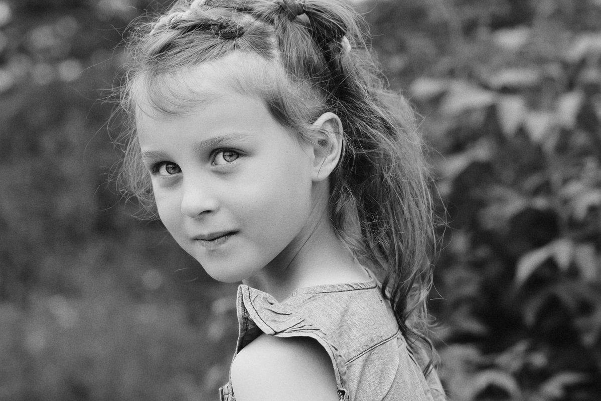 Детский  взгляд - Екатерина Тырышкина