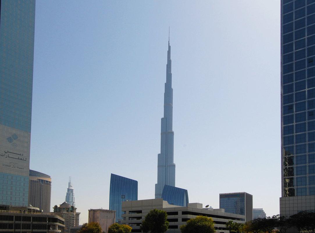 «Башня Халифа» ОАЭ - Olga Golub