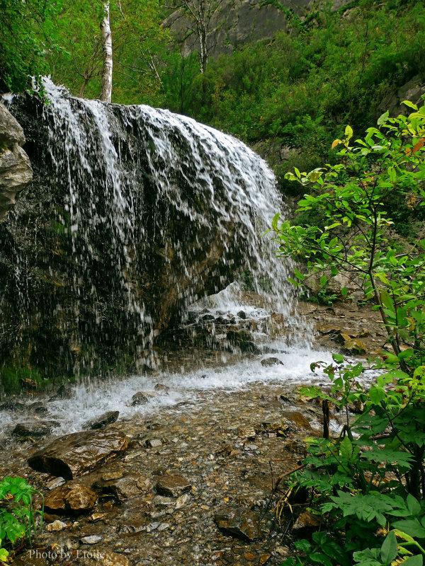 Че-Чкышский водопад - Lady Etoile