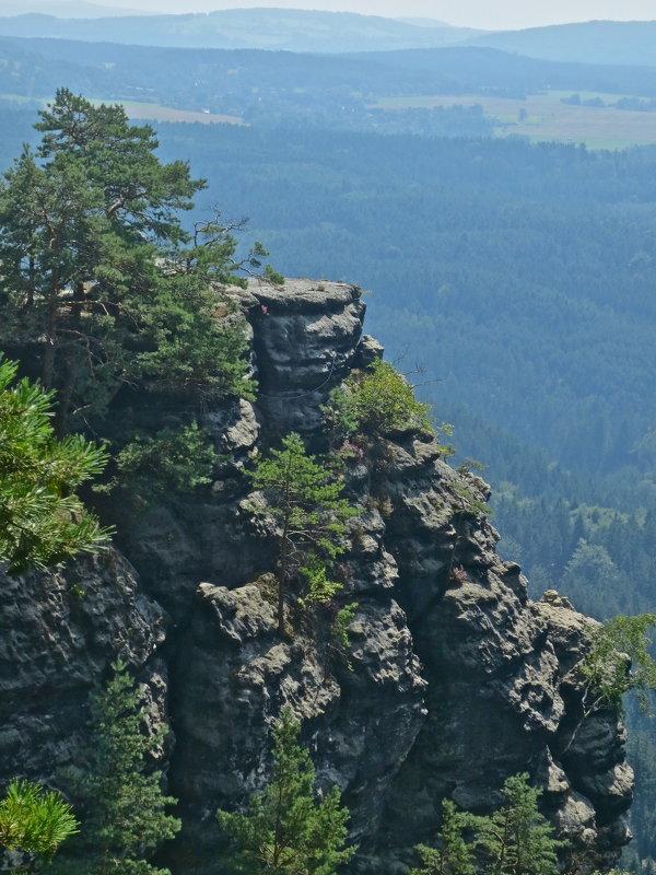 чешская Швейцария - Елена