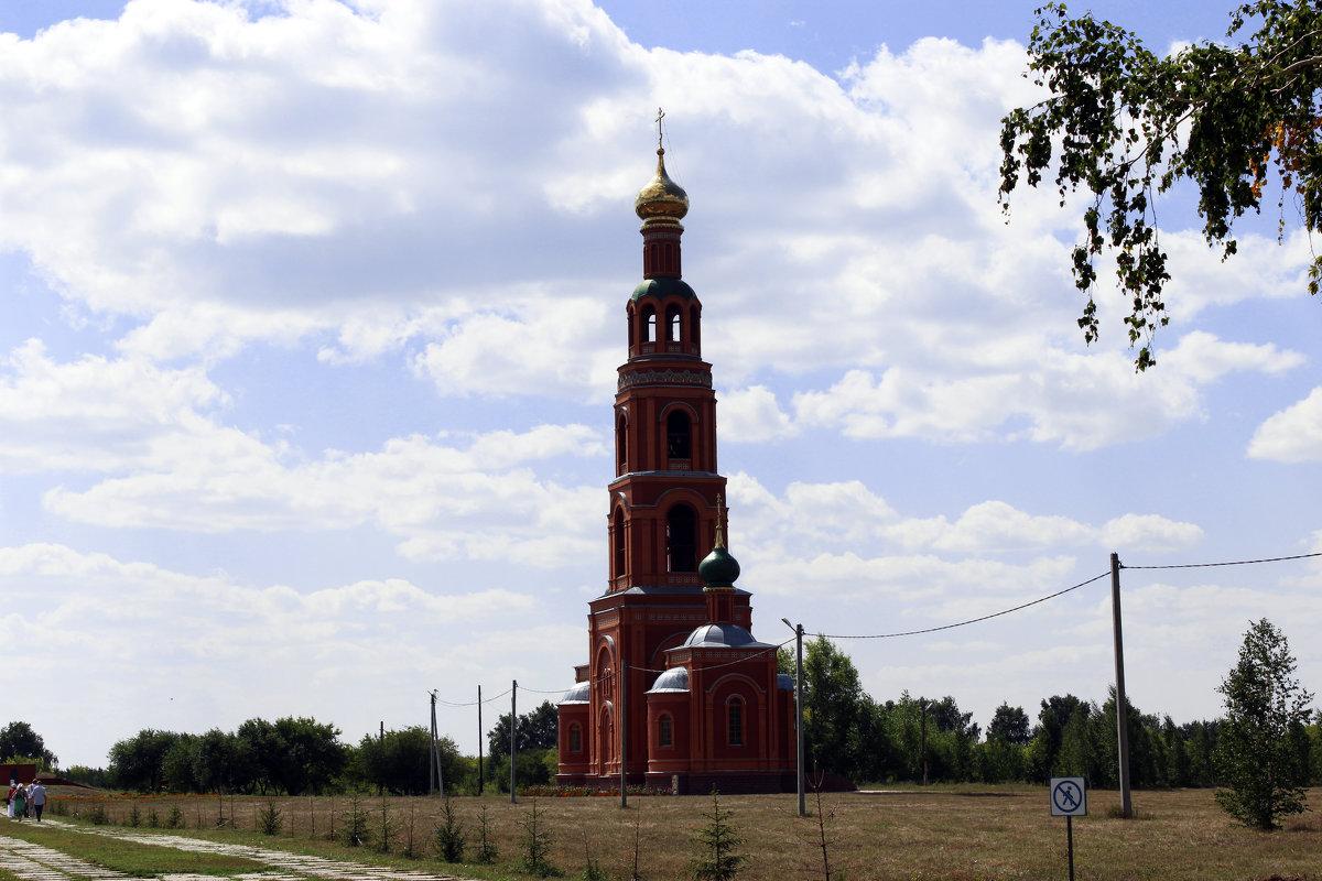 Ачаирский монастырь - раиса Орловская