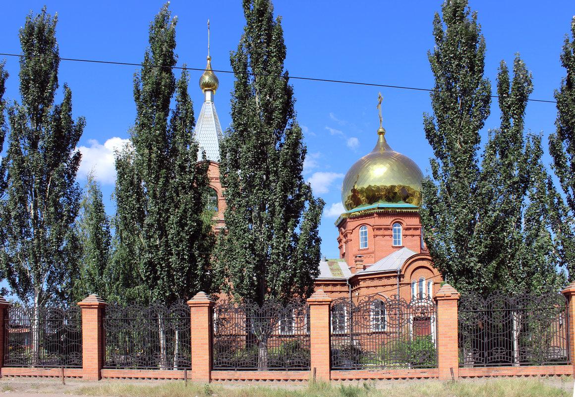Храм Казанской иконы божьей матери - раиса Орловская
