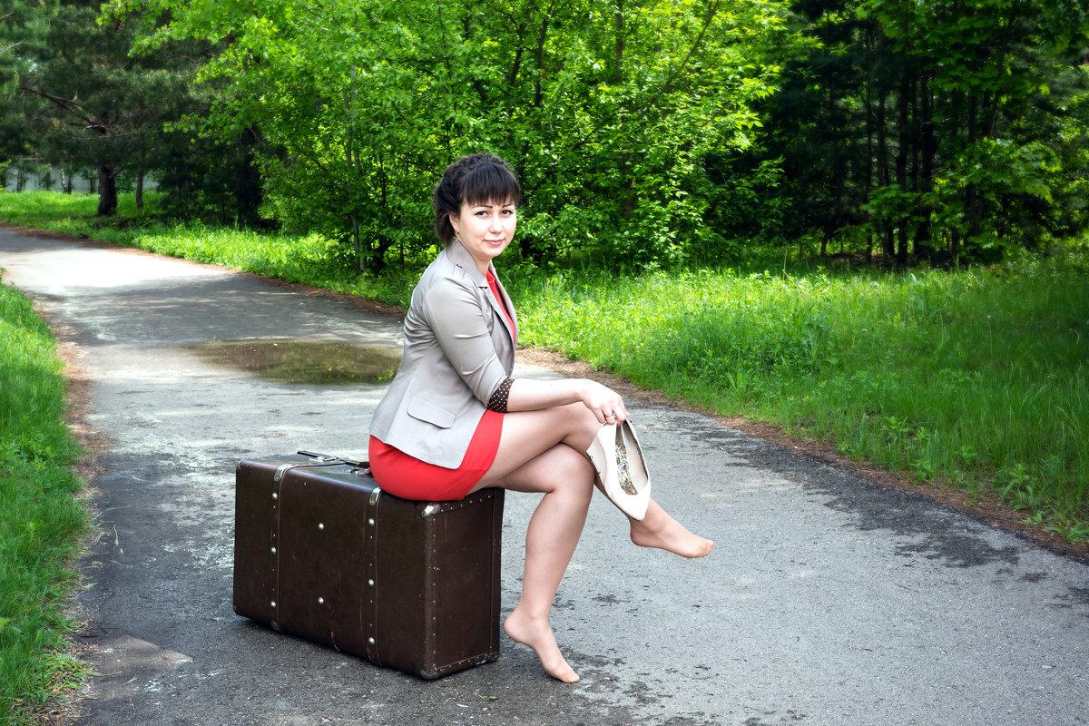 Леди всегда леди))) - Оксана Сафонова
