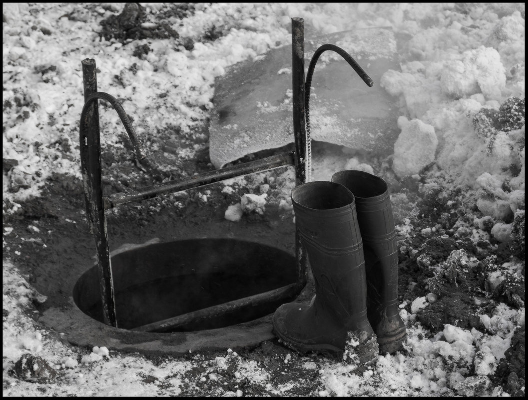 Дети в подвале играли в гестапо... - Алексей Патлах