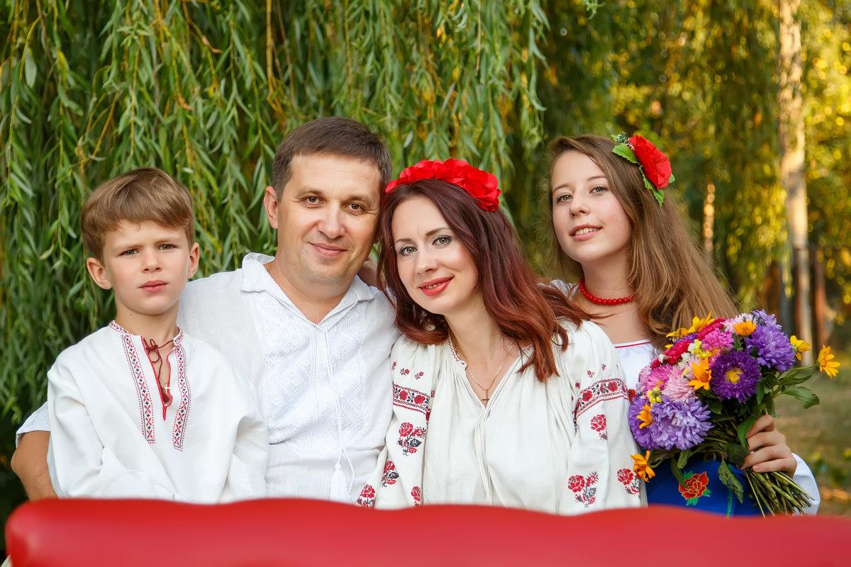 Семья - ViP_ Photographer