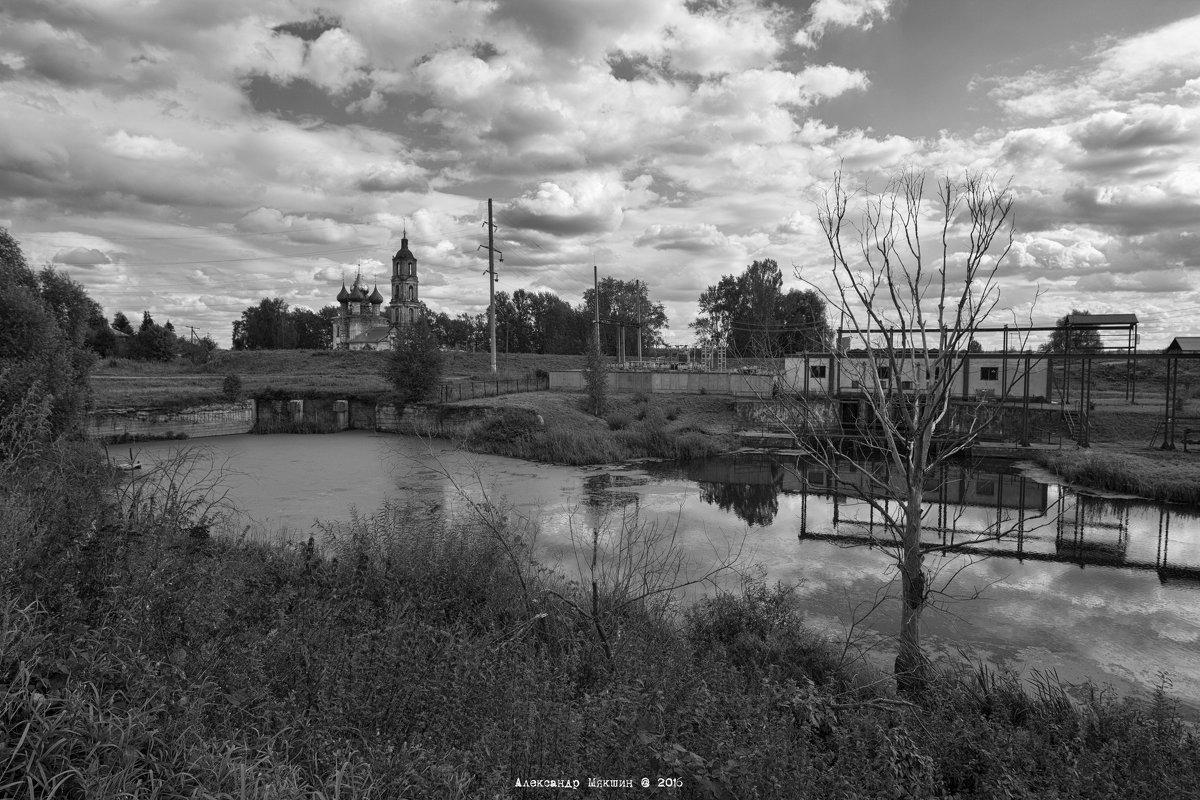 Рыбницы – село в Некрасовском районе Ярославской области - Алексадр Мякшин