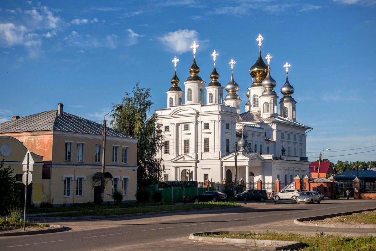 Воскресенский собор, Шуя - Максим Туманов