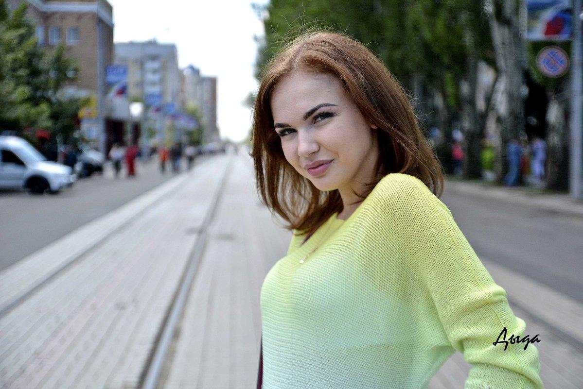 Даша ( Новороссия ТВ ) - Игорь Д