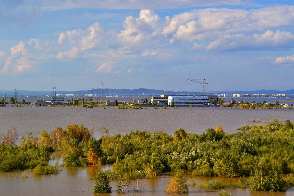 Большая вода - Марьяна Далёкая
