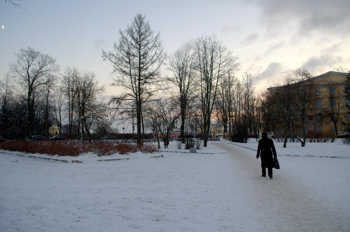 Зима - Станислав Гераськин