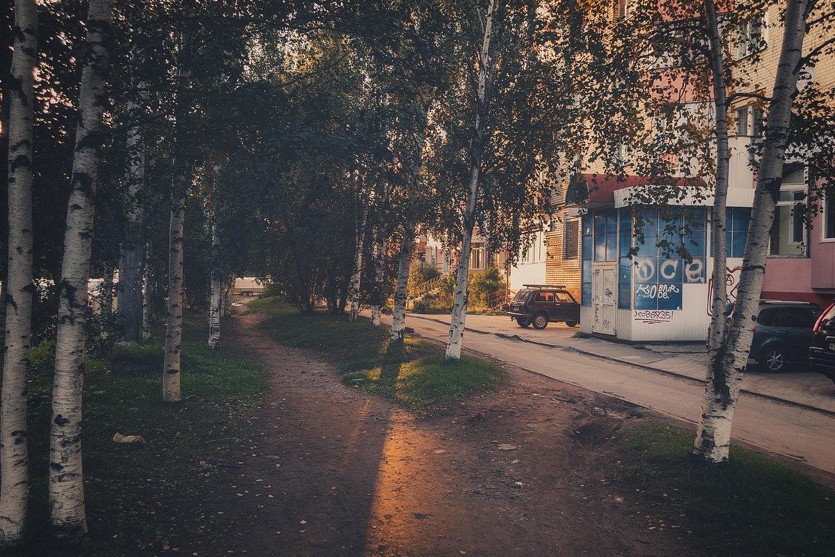 Холодный вечер - Александр Горбунов