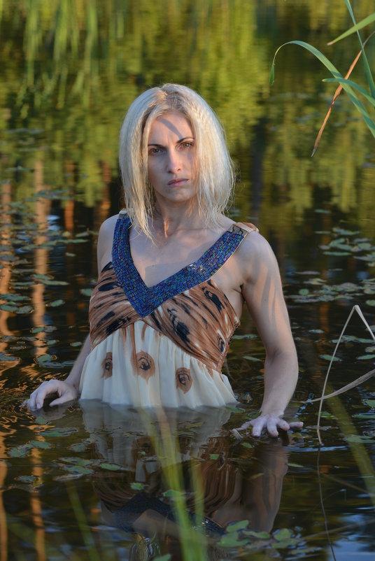 в воде - Сергей Жарков