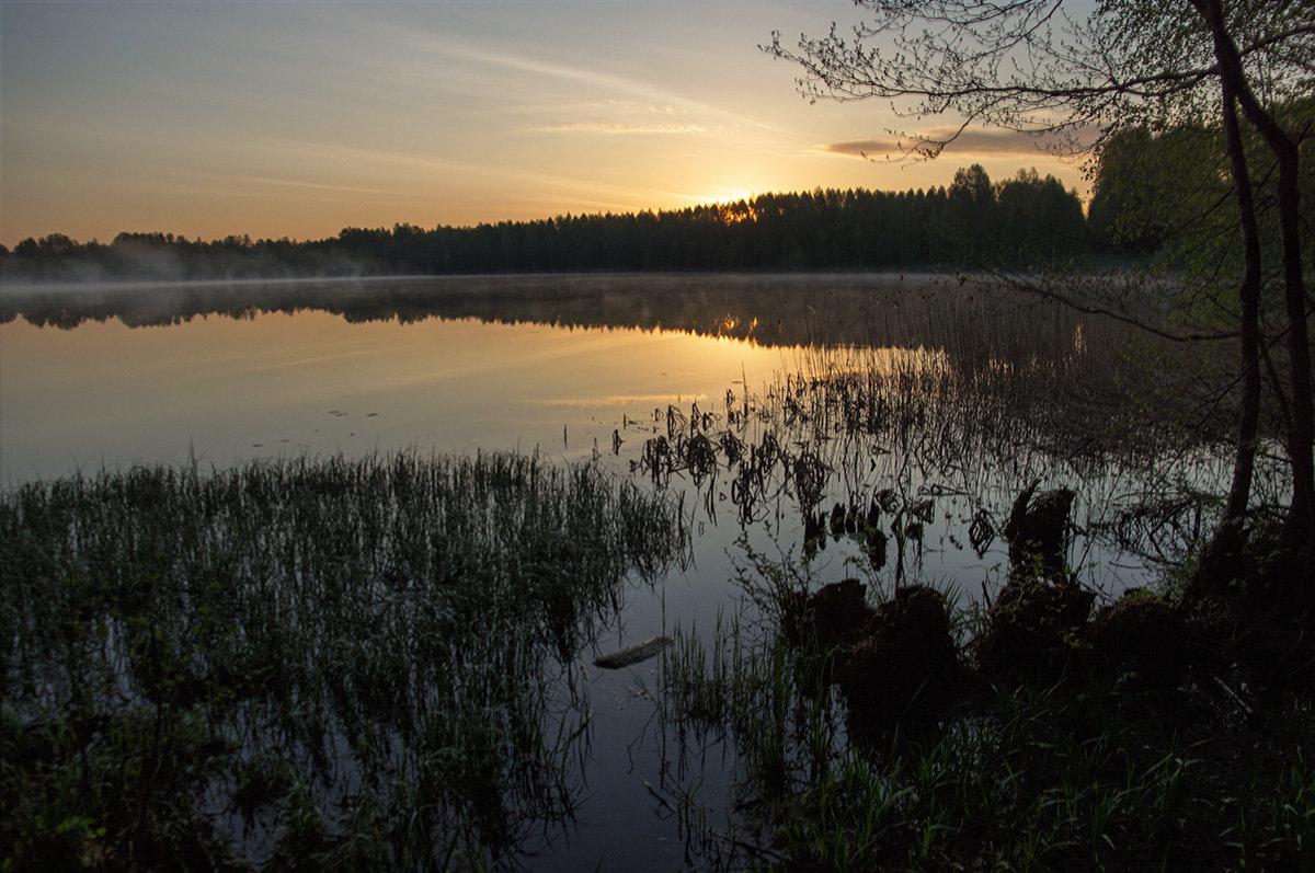 Рассвет на озере Светлояр - Yury Mironov