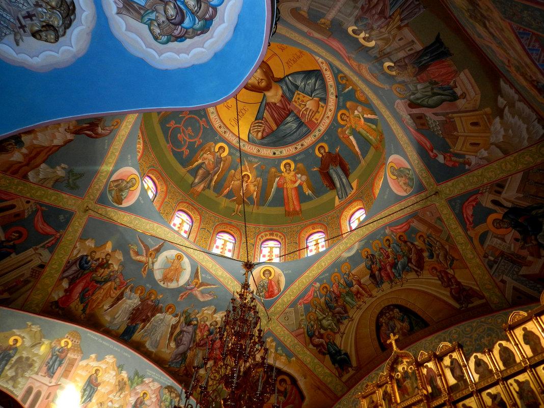 Собор Рождества Христова - Гриша  6х9 или 9х12