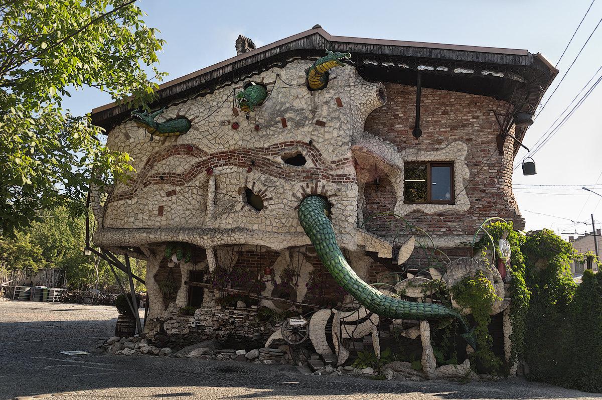 Старая мельница - Павел