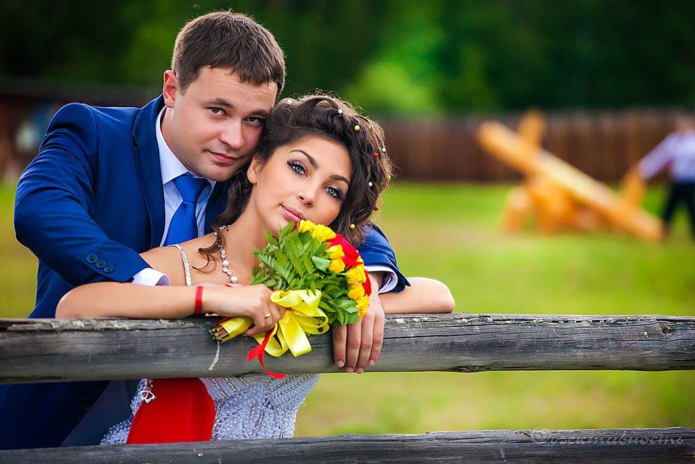 Юрий и Татьяна - Фотостудия Объективность