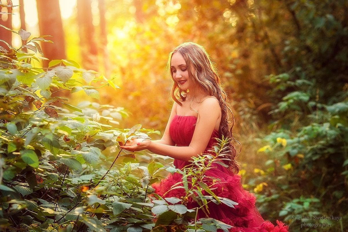 Ангелина - Светлана Светленькая