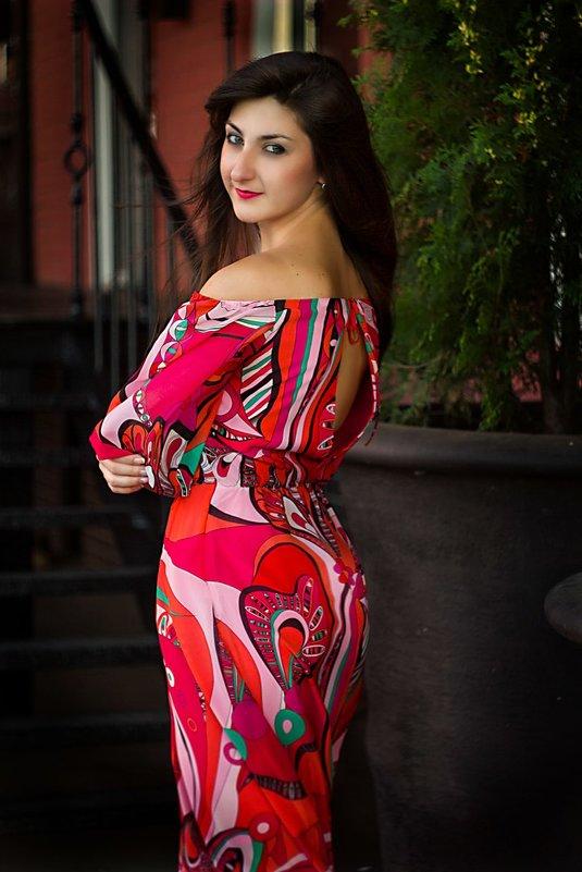 лилия - Анна Земзерова