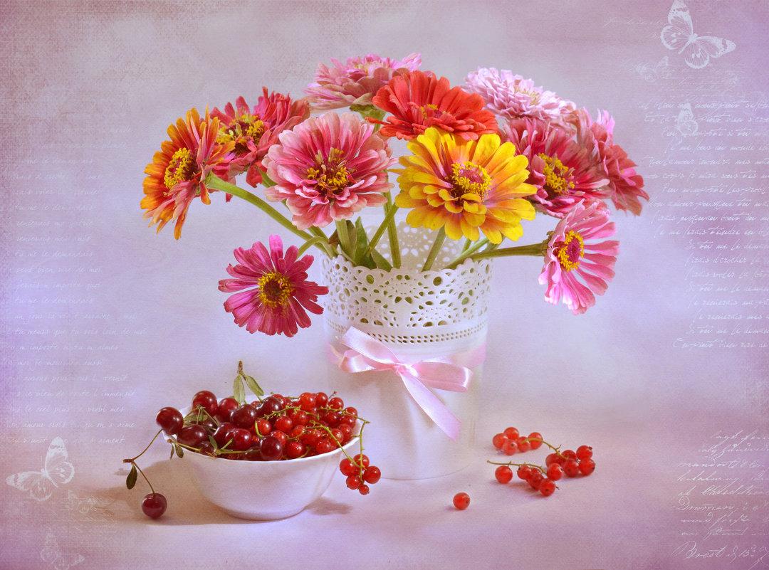 Цветочно-ягодный - Evgeniy Belkov