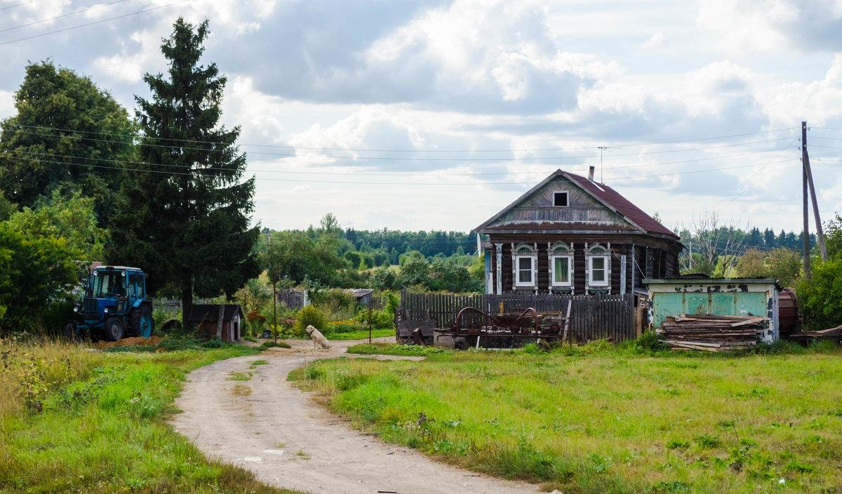 Домик в деревне - Erizo